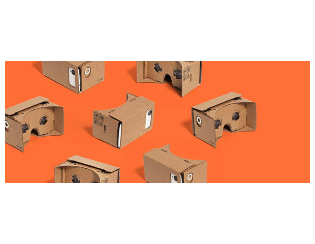 Image of Google Cardboard