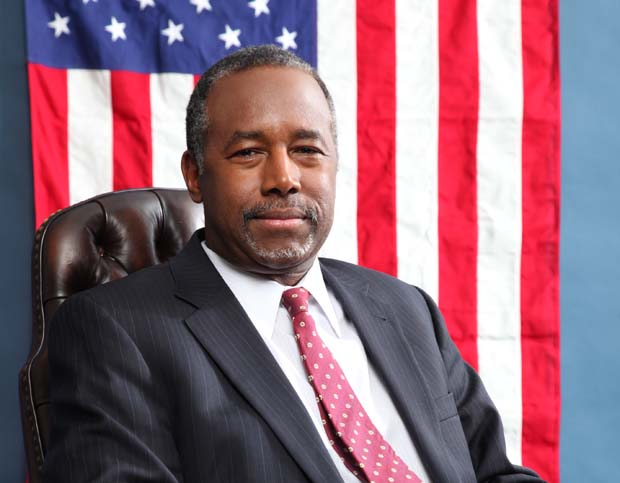 Dr. Ben Carson Selected for Prominent Position with HUD