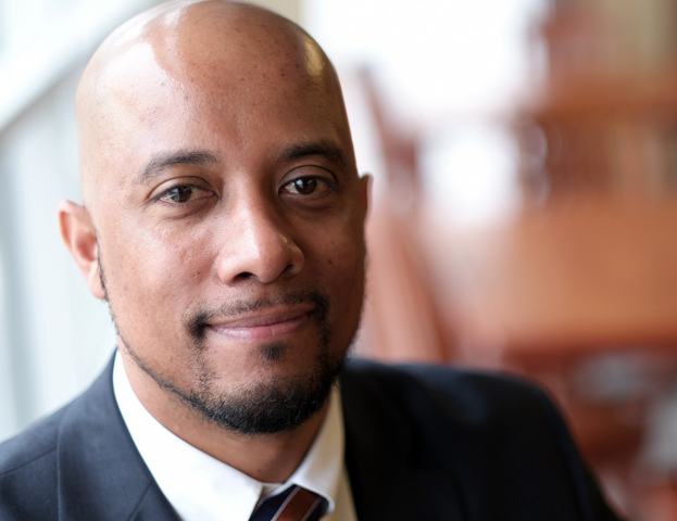 Ben Williams, principal of all-male high school in Washington, D.C.