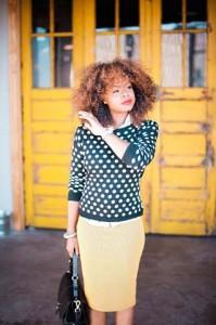 Big Chop Hair (Image: Maria Antoinette of www.theMariaAntoinette.com)