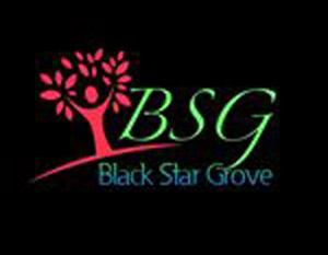 Black Star Grove logo