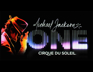 Marketing image for Michael Jackson ONE by Cirque du Soleil