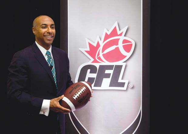 Jeffrey Orridge-Canadian Football League