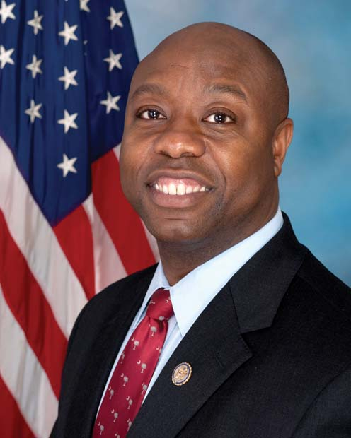 Tim Scott, Senator