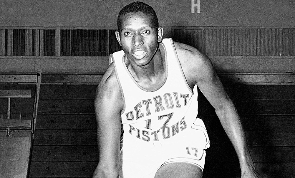 The NBA's First Black Players Paved the Way For Today's Biggest Stars