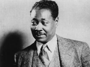 Jamaican writer Claude McKay