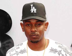 Kendrick Lamar, hip-hop artist