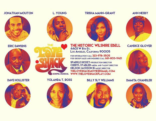 Love Shack musical cast