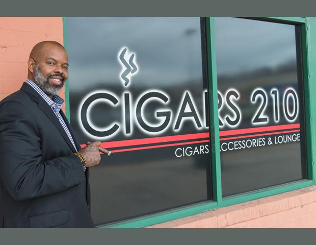 U.S. Navy Veteran Turned Entrepreneur Launches High-End Cigar Bar