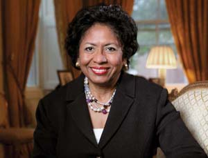 Black History Month: Ruth J. Simmons, President of Brown University
