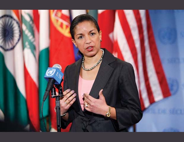 Black History Month: Susan E. Rice, U.S. National Security Advisor