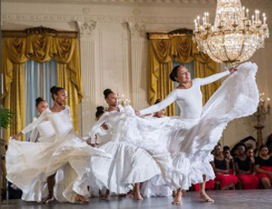 [Watch] White House Black History Month Dance Performance