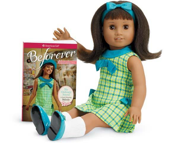 Melody, American Girl doll