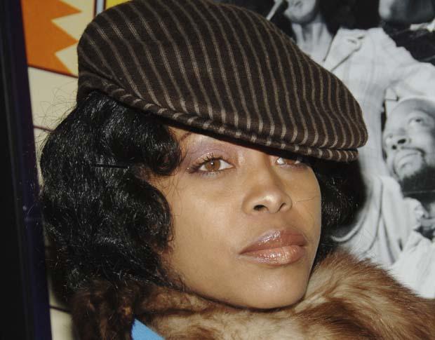"Erykah Badu at ""Dave Chappelle's Block Party"" New York City Premiere"