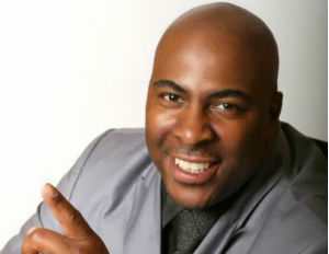Crack-Up with Comedian Capone at BE Women of Power Summit