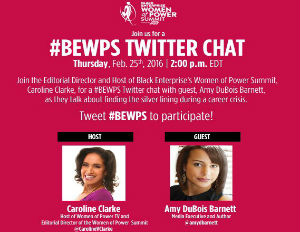 [RECAP] #BEWPS Twitter Chat: The Challenges of Being a Professional Woman