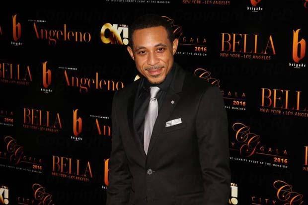 Actor Dale Godboldo