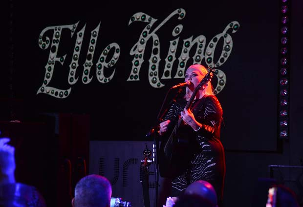 Elle King at Lure-Grammys