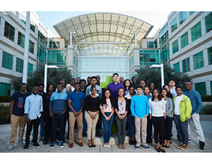 An Immersive Experience For HBCU Scholars at Apple