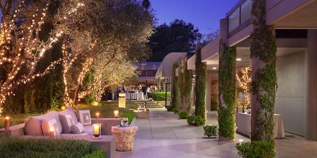Luxe Hotel Sunset