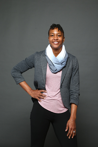 Women's History Month: Olympian and WNBA Star Tamika Catchings Shares Stories of Triumph in New Book