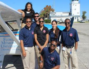 Florida Memorial University Earns Cessna Pilot Center Certificate