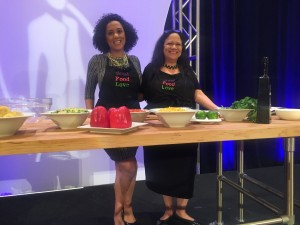 Organic Soul Food Cooking with Alice and Caroline Randall