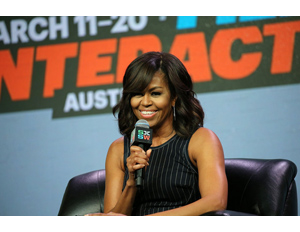 Michelle Obama at SXSW