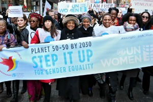 United Nations Announces 2016 Theme for International Women's Day