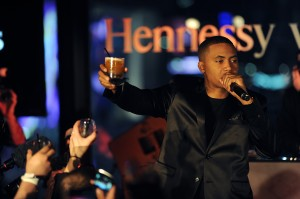 Hennessy and Nas