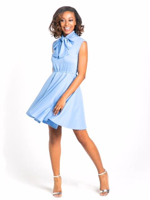 Lola Dress from Natt Taylor