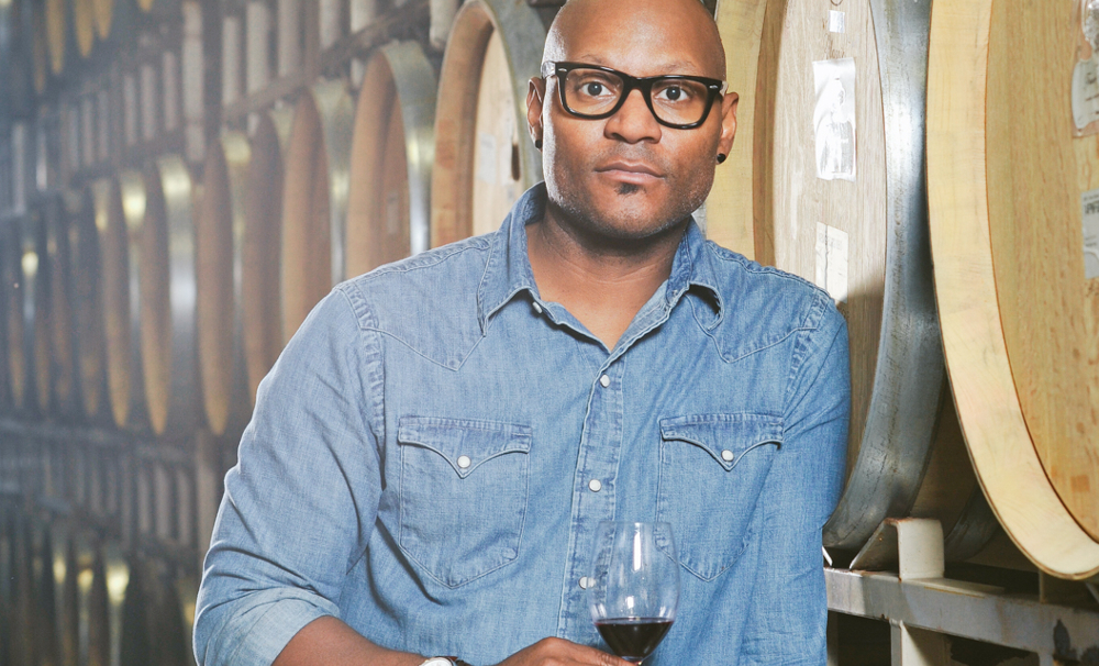 "BE Modern Man: Meet ""The Winemaker"" André Hueston Mack"