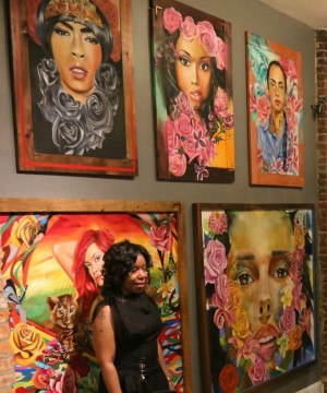 Meet the Woman Using Art to Make a Profit While Making a Difference