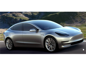 Reservations for the Tesla Model 3 Now Open