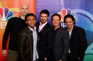 The executive producers and cast of The Night Shift ready for their third season