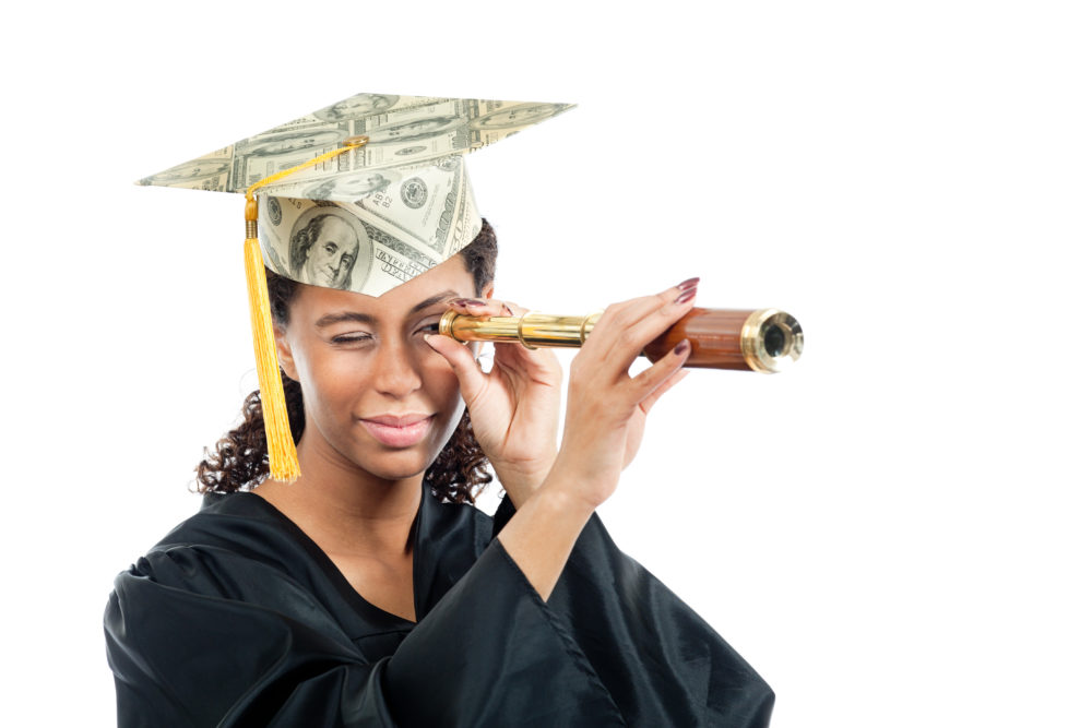 student loan debt, JP Morgan, scholarships, UNCF