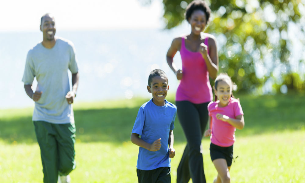 4 Simple Steps to Get Fit With Your Family