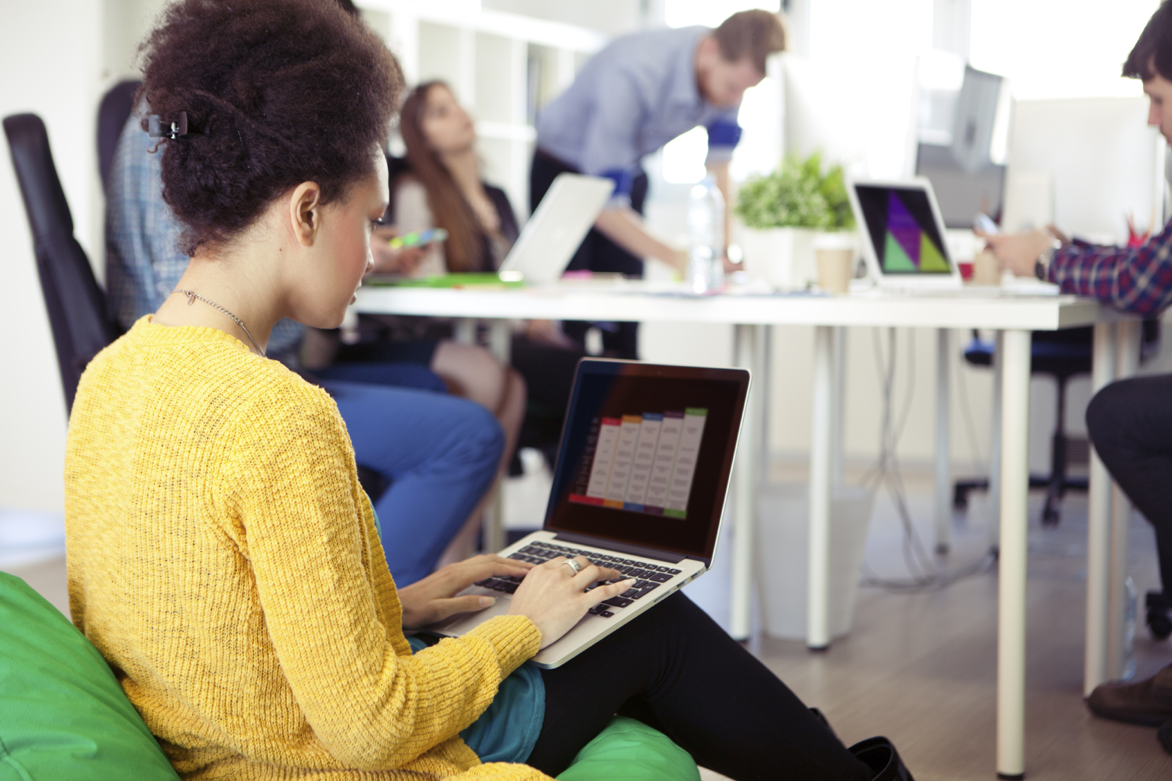 Co-Working Spaces Can Kill Productivity, But…