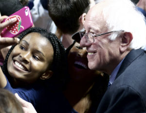 Organizations in Bernie Sanders' State Are Fundraising for This African-American App