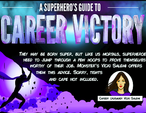 Use this Superhero's Guide to Help You Land Your Dream Job