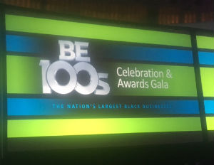 BE100s Anniversary & Awards Gala