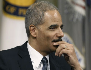 Eric Holder to Join Board of NAACP Legal Defense Fund