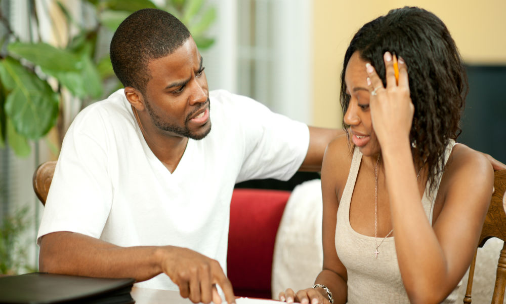 Is Your Partner Your Financial Downfall?