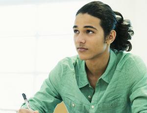 'Hamilton' Star Says Teacher Saved His Life