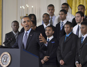 My Brother's Keeper: White House Cabinet Members Talk Entrepreneurship Advocacy