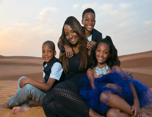 'Wandering Mom' Tanai Benard Talks Leadership and Giving Her Children the World, Literally (PartI)