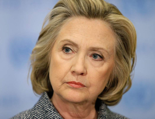 Clinton blackface