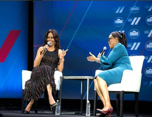 Michelle Obama Speaks Candidly About Dealing With Haters