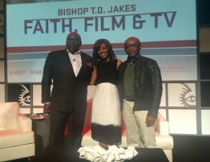 T.D. Jakes Provides Quick Business Lessons for Storytellers