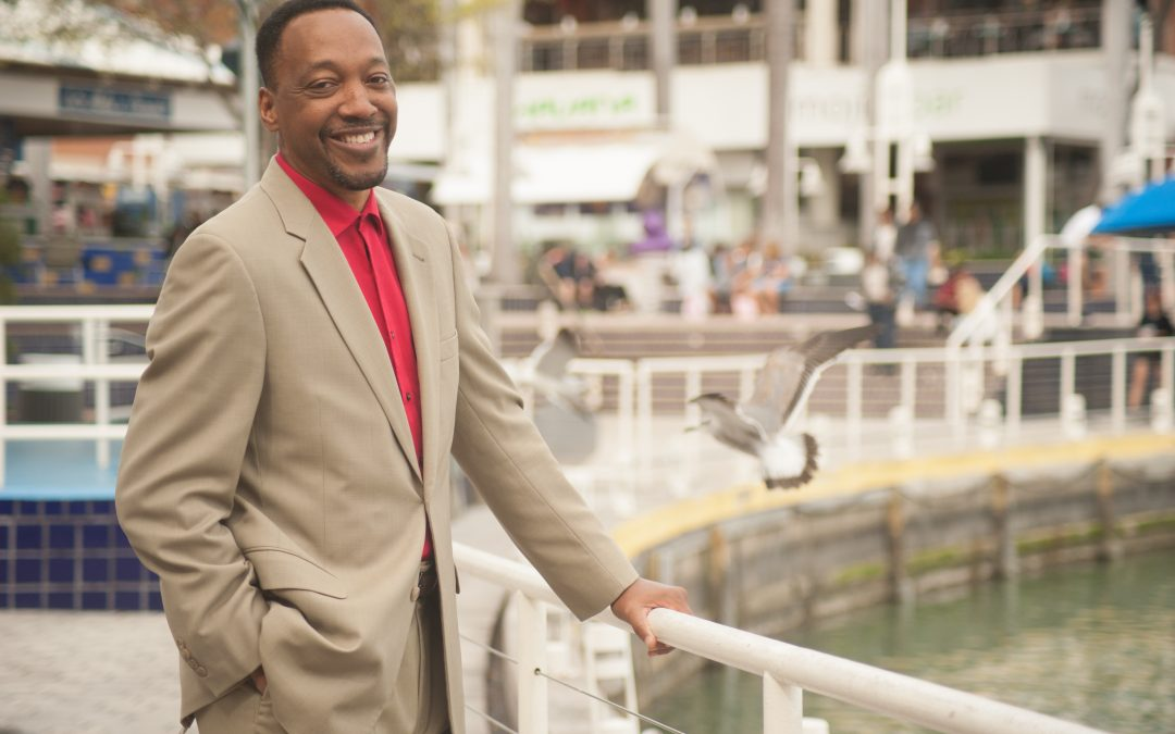 BMe Community Founder Focuses on Black Men as Assets